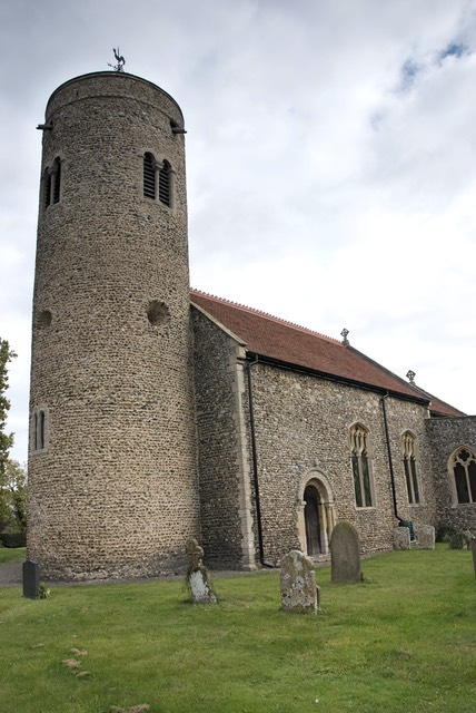 Gissing St Mary the Virgin ii