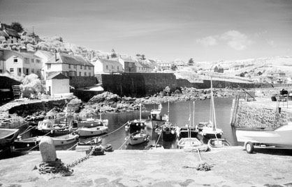 coverack jun 06 IR vii harbour 01