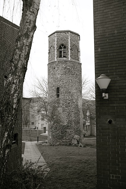 Norwich St Giles (tower only)